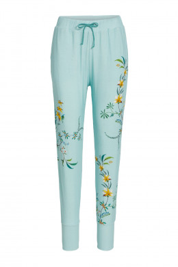 Pip Studio Loungewear 2021 Bobien Grand Fleur Trousers Long
