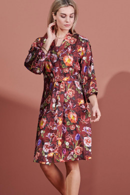 ESSENZALoungewear 2021-2Sarai Scarlett Kimono