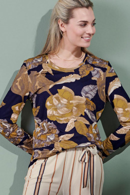 ESSENZALoungewear 2021-2Waona Gwyneth Top Long Sleeve