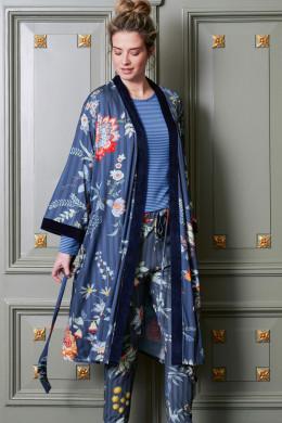 Pip StudioNightwear 2021-2Naomi Flower Festival Kimono
