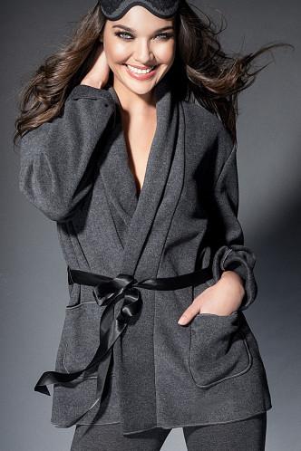 Abbildung zu Fleecejacke (ENA6206) der Marke Antigel aus der Serie Simply Perfect Loungewear