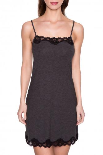 Abbildung zu Nachthemd mit Spaghettiträgern (ENA1406) der Marke Antigel aus der Serie Simply Perfect Loungewear