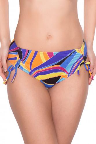 Abbildung zu Bikini-Slip mit Tunnelzug (FBA0627) der Marke Antigel aus der Serie La Sporty Tropique