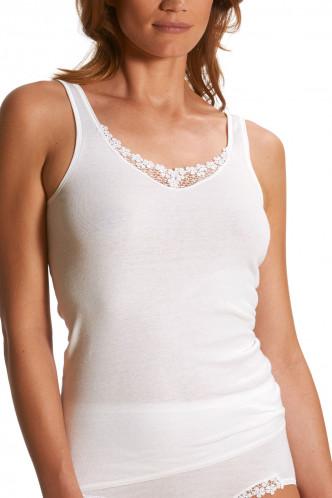 Abbildung zu Hemd lang mit Guipure-Motiv (25078) der Marke Mey Damenwäsche aus der Serie Serie 2000