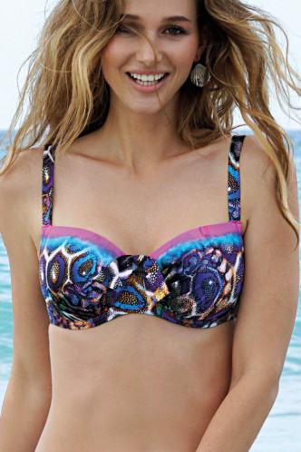 Abbildung zu Bikini-Oberteil, Halbschale Fitting (FBA3598) der Marke Antigel aus der Serie La Coralienne