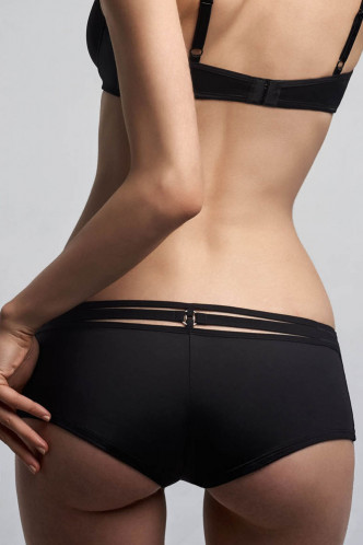 Abbildung zu Brazilian Shorts (15583) der Marke Marlies Dekkers aus der Serie Space Odyssey black