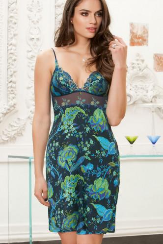 Abbildung zu Nachthemd (ALC1076) der Marke Lise Charmel aus der Serie Secret Turquoise