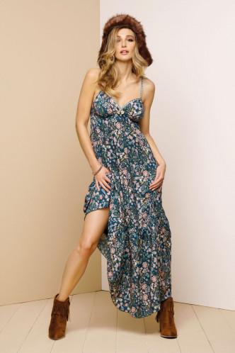 Abbildung zu Kleid (ELC7141) der Marke Antigel aus der Serie Fleur de Cachemire