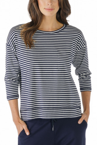 Abbildung zu Shirt 3/4-Ärmel Oliv (16819) der Marke Mey Damenwäsche aus der Serie Night 2 Day