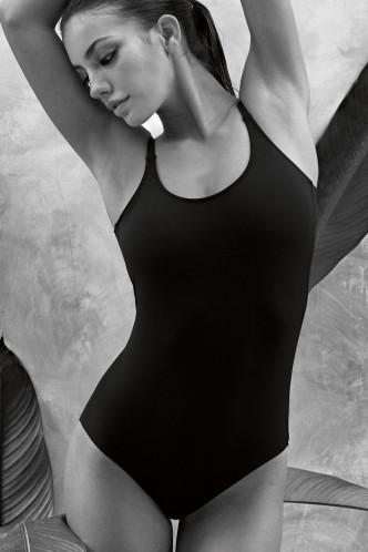 Abbildung zu Badeanzug A-D perfect black suit (L8 7700) der Marke Rosa Faia aus der Serie Badeanzüge