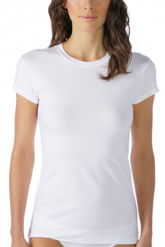 Abbildung zu Shirt kurzarm (26501) der Marke Mey Damenwäsche aus der Serie Serie Cotton Pure