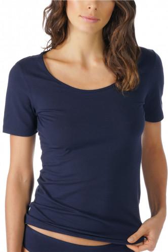 Abbildung zu Shirt, kurzarm Rundhals (26500) der Marke Mey Damenwäsche aus der Serie Serie Cotton Pure