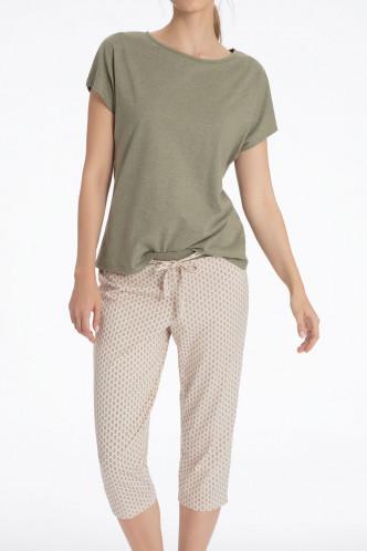 Abbildung zu Pyjama 3/4 (40526) der Marke Calida aus der Serie Doreen