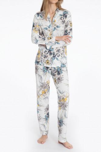 Abbildung zu Pyjama lang (40550) der Marke Calida aus der Serie Dalia
