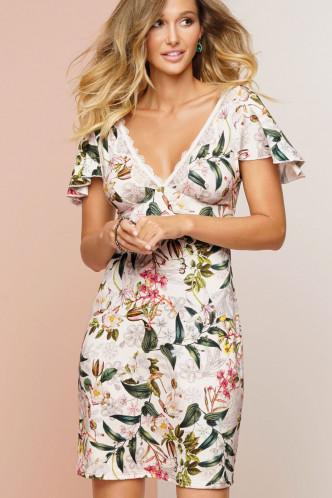 Abbildung zu Nachthemd Sexy (ELG1274) der Marke Antigel aus der Serie Un Amour De Magnolia