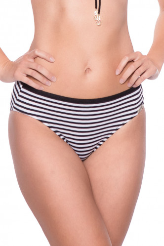 Abbildung zu Bikini-Hipster (278002) der Marke Watercult aus der Serie Monochrome Piqué