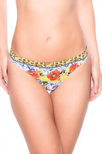 Abbildung zu Bikini-Slip Verführung (EBA0739) der Marke Antigel aus der Serie La Folie Azulejos
