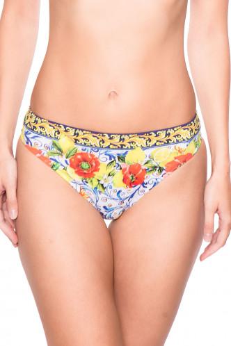Abbildung zu Bikini-Slip Charme (FBA0339) der Marke Antigel aus der Serie La Folie Azulejos