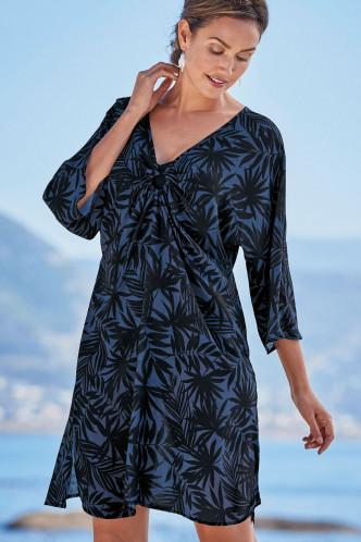 Abbildung zu Tunika Sydney (L8 8199) der Marke Anita aus der Serie Palm meets Denim
