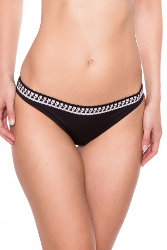 Abbildung zu Bikini-Slip Verführung (EBA0702) der Marke Antigel aus der Serie La Santa Antigel