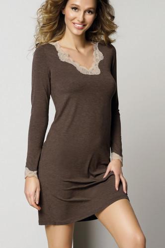 Abbildung zu Wohlfühlnachthemd langarm (ENA1306) der Marke Antigel aus der Serie Simply Perfect Loungewear