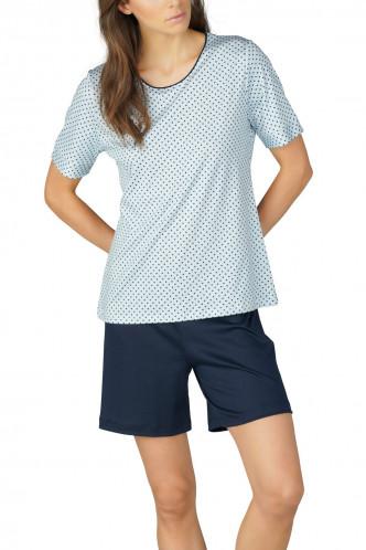 Abbildung zu Pyjama kurz (13953) der Marke Mey Damenwäsche aus der Serie Serie Sonja