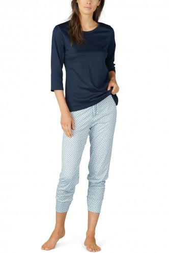 Abbildung zu Pyjama 7/8, 3/4-Ärmel (13954) der Marke Mey Damenwäsche aus der Serie Serie Sonja