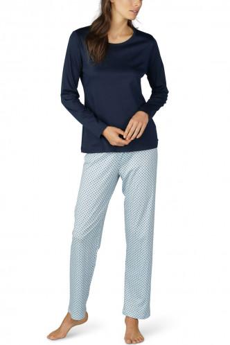 Abbildung zu Pyjama lang (14953) der Marke Mey Damenwäsche aus der Serie Serie Sonja