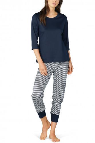 Abbildung zu Pyjama 7/8, 3/4-Ärmel (13951) der Marke Mey Damenwäsche aus der Serie Serie Paula