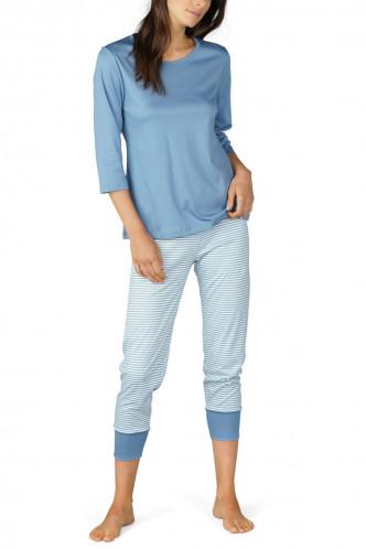 Abbildung zu Pyjama 7/8, 3/4-Ärmel (13951) der Marke Mey Damenwäsche aus der Serie Paula