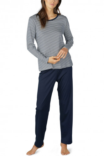 Abbildung zu Pyjama lang (14951) der Marke Mey Damenwäsche aus der Serie Serie Paula