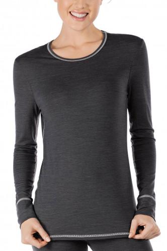 Abbildung zu Shirt langarm (082873) der Marke Skiny aus der Serie Active Wool