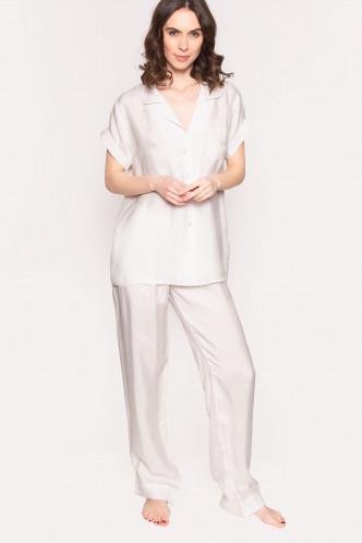 Abbildung zu Pyjama vegan (391462) der Marke Gattina aus der Serie Svenja