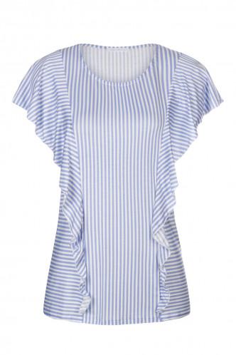 Abbildung zu Shirt kurzarm (16163) der Marke Mey Damenwäsche aus der Serie Nele