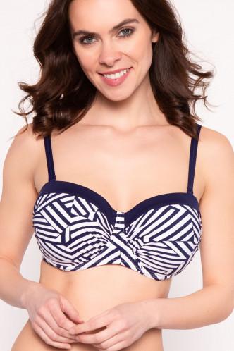 Abbildung zu Schalen-Bikini-Oberteil (7885778) der Marke Lidea aus der Serie Nissi Beach