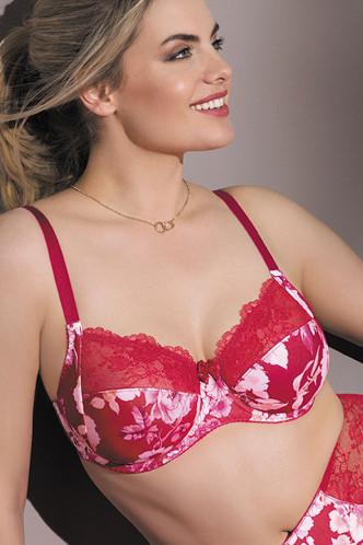Abbildung zu Bügel-BH, Wohlfühl-Schale (DCG6194) der Marke Antinea aus der Serie Fleur de Braise