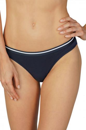 Abbildung zu Mini-Slip, weißer Bundstreifen (29541) der Marke Mey Damenwäsche aus der Serie Serie Cotton Pure