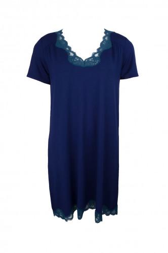 Abbildung zu Wohlfühlnachthemd kurzarm (FNA1006) der Marke Antigel aus der Serie Simply Perfect Loungewear