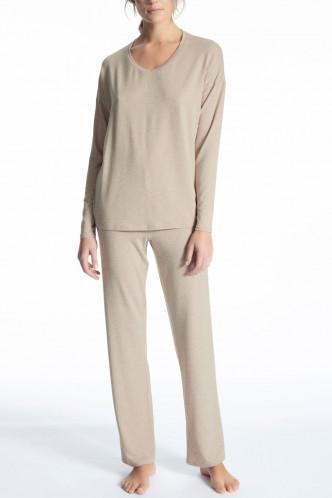 Abbildung zu Pyjama lang (49056) der Marke Calida aus der Serie Cosy Wool
