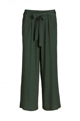 Abbildung zu Kapua Circle Mini Trousers Long (401383-309) der Marke ESSENZA aus der Serie Loungewear 2019-2