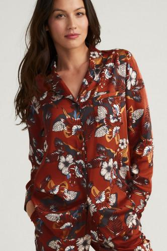 Abbildung zu Lounge Shirt (853084H) der Marke Jockey aus der Serie Cross roads