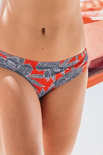 Abbildung zu Bikini-Slip Kate (M0 8751-0) der Marke Rosa Faia aus der Serie Bahia Floral