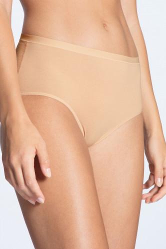 Abbildung zu Slip high waist (21375) der Marke Calida aus der Serie Natural Comfort