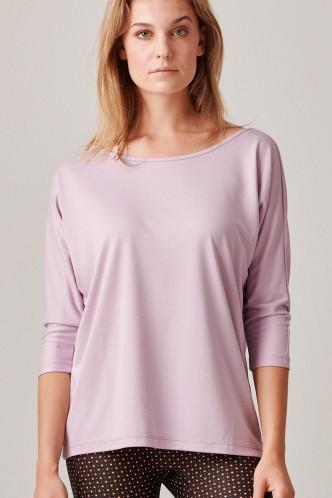 Abbildung zu Donna Uni Top Long Sleeve (401368-3071) der Marke ESSENZA aus der Serie Loungewear 2020