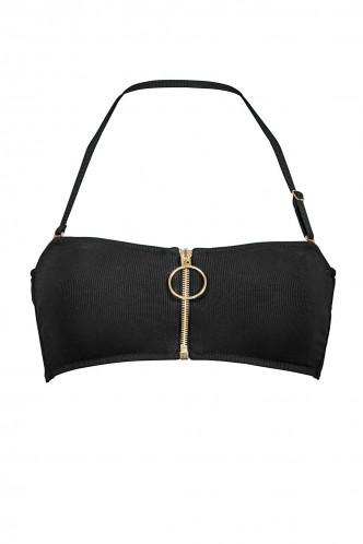 Abbildung zu Zipped Bandeau-Bikini-Oberteil (7425103) der Marke Watercult aus der Serie Summer Solids 20