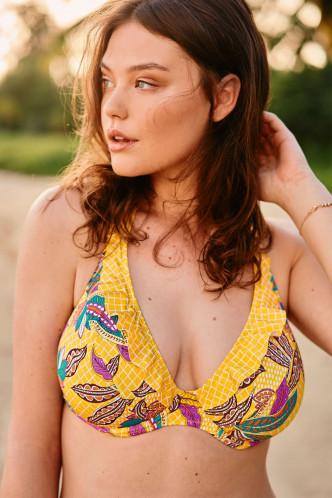 Abbildung zu Bikini-Oberteil Lizzie (M0 8780-1) der Marke Rosa Faia aus der Serie Bali Beach