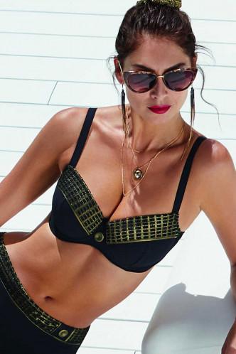 Abbildung zu Schalen-Bikini-Oberteil mit Bügel (47-1) der Marke Nuria Ferrer aus der Serie Lorena