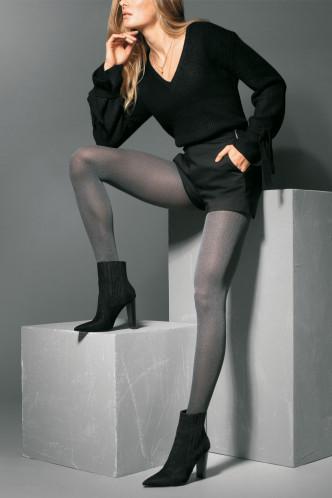 Abbildung zu Classy Mélange Strumpfhose (903401) der Marke Elbeo aus der Serie Trend