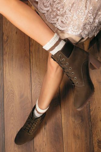 Abbildung zu Vintage Chic Socken (933431) der Marke Elbeo aus der Serie Trend