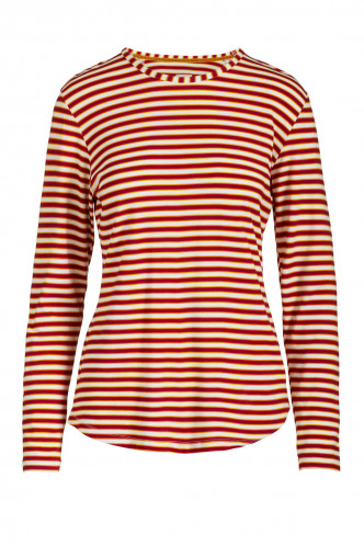 Abbildung zu Tom Sleepy Striper Top Long Sleeve (51511098-107) der Marke Pip Studio aus der Serie Loungewear 2020-2